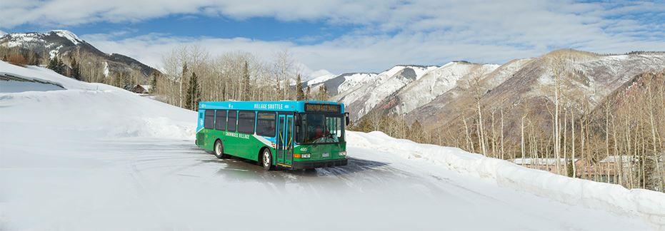 Homepage Banner Village Shuttle Pano on Divide
